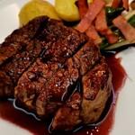 ラ・プティ・ポ - ヒレ肉のステーキ