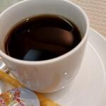 ラ・プティ・ポ - コーヒー(紅茶かコーヒーか選択出来ます)