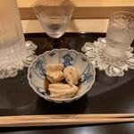 Yamamoto - 鰆の白子。季節の逸品!