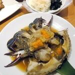 炭火焼肉・韓国料理 KollaBo - カンジャンケジャン(新鮮なワタリガニの風味が堪らない)