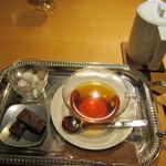 ティーアンドコーヒーカンパニー - お茶菓子もいいね