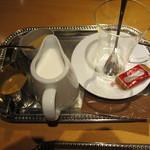 ティーアンドコーヒーカンパニー - カフェクリーム