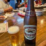 131150972 - 瓶ビール中