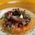 ロアラブッシュ - 料理写真:信州鱒と帆立貝のタルタル