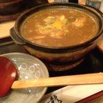 麺処 龍 - カレー煮込みうどん