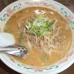 ラーメン蘇洲 - 2012.5 肉味噌ラーメン