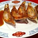 桝元 - 焼き餃子