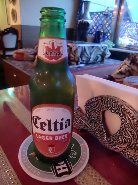 クスクス - ビール