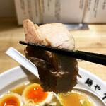 麺や佑 - 豚バラチャーシュー