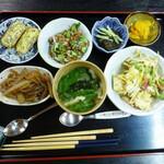民宿いだふに - 料理写真: