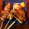 ホンアツやきとん横丁 - 料理写真:2020年6月 串焼き3本盛り 350円+税