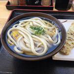セルフうどん麺太郎 - うどーん