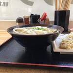 セルフうどん麺太郎 - うつわ