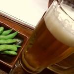 131168326 - オリオン生ビール 450円