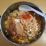 麺屋 桐龍 - 【通販】辛いラーメン ※叉焼以外は自分で用意