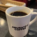 アブラツ コーヒー - ドリンク写真: