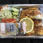 まつむら - 料理写真:エビのピカタ ¥1.100(税込)