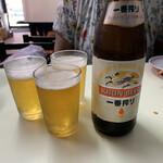 天遊 - 瓶ビール