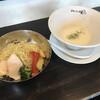 らーめん FLYINGチキン野郎 - 料理写真:冷製ビシソワーズつけ麺