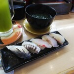 回転寿司 江戸ッ子 -