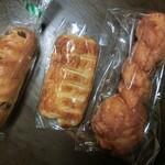 パトラッシュ - 購入したパン