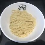 131183720 - つけ麺の麺(中盛)