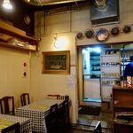 NASCO FOOD COURT - 店内