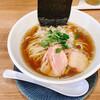 中華ソバ 篤々 - 料理写真:煮干しそば750円