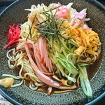 千葉屋 - 料理写真:冷やし中華700円