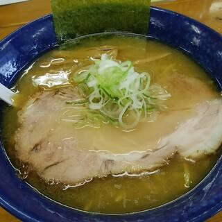 らーめん本丸 - 料理写真:塩 800円
