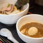 縁道 - 料理写真:得製つけ麺
