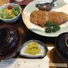 れいん房 - 料理写真:みそとんかつ御膳 ¥1,420