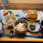 ランチ&カフェ そら - 和定食。