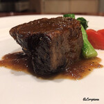 まつばら - 料理写真:山形短角牛スネ肉のBrasato