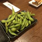 ばんがい地 - 枝豆。