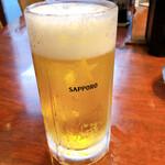 131200389 - 生ビール(中)