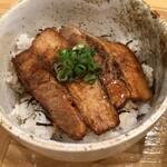 131201267 - 炙りチャーシュー丼