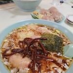 大塚支店 - ワンタンメン