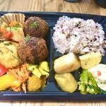 ルシッカ - 料理写真:おまかせデリ弁当 ¥850
