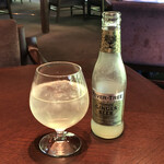 131205014 - Ginger beerをオーダー