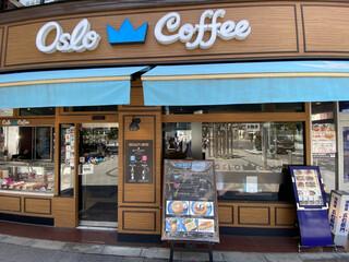 オスロ コーヒー 麻布十番店