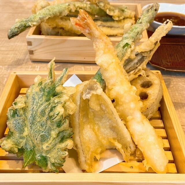 天ぷらバル 慶 八王子店の料理の写真