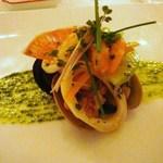 アルポルト - 海の幸のサラダ