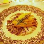 アルポルト - 白魚のチーズ焼き