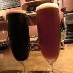 かぶら - 北きつねとひぐま濃いビール