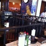 Yonchome Cafe - 店内