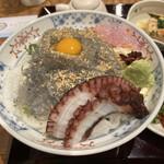 淡路島 旬彩 ユラリユラ - 生しらす丼