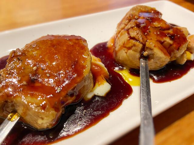 ガルニ 上野店の料理の写真