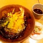 花そば・料理 ゆう - 天丼