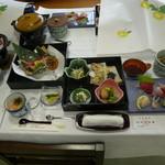 サンフラワーパークホテル - 法要料理 5250円  ※ご法要も承っております。 お詣りもできます(祭壇料15750円)